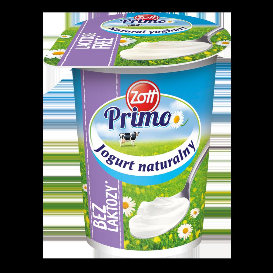 Jogurt Naturalny bez Laktozy