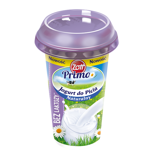 Lactose-free Natural Yoghurt Drink