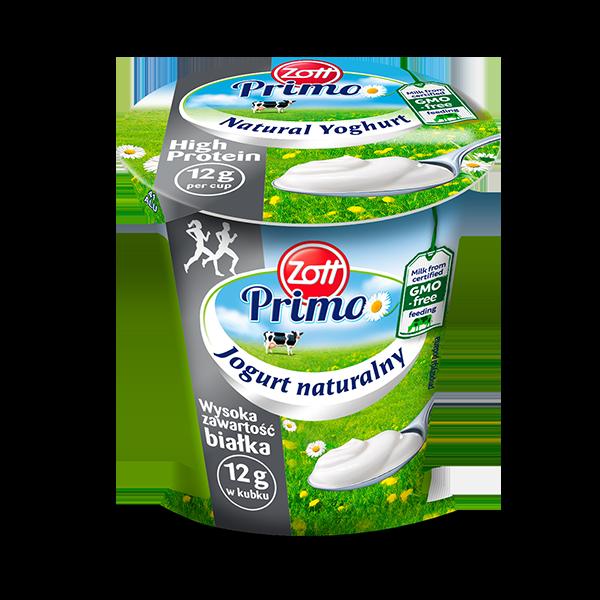 Jogurt naturalny wysokobiałkowy